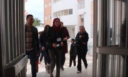 ومضة اشهارية حول الفرق المؤهلة للنهائي ضمن فعاليات البطولة الاولى لمناظرات الطلبة باللغة العربية